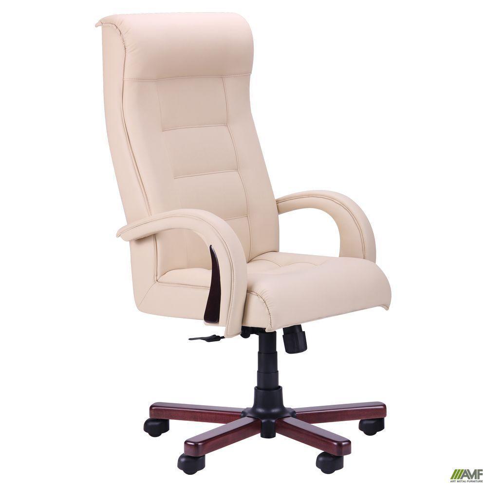 Кресло Роял Люкс Механизм ANYFIX вишня Неаполь N-17