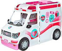Игровой набор Барби Машина скорой помощи Barbie Care Clinic Vehicle FRM19