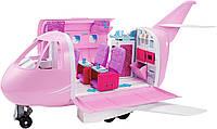 Самолёт Барби Barbie Pink Passport Glamour Vacation Jet Playsets DMR53