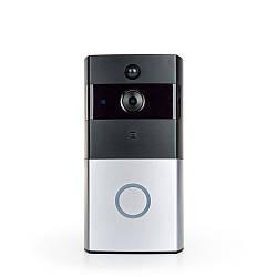 Камера SECTEC HD 720P PIR Смарт WI-FI Дверной звонок с функцией голосового домофона