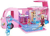 Игровой набор Барби Кемпер мечты трейлер для путешествий Barbie Dream Camper FBR34