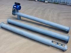 Шнековые погрузчики Ø 108 мм. производительностью 2-4,5 тонны в час