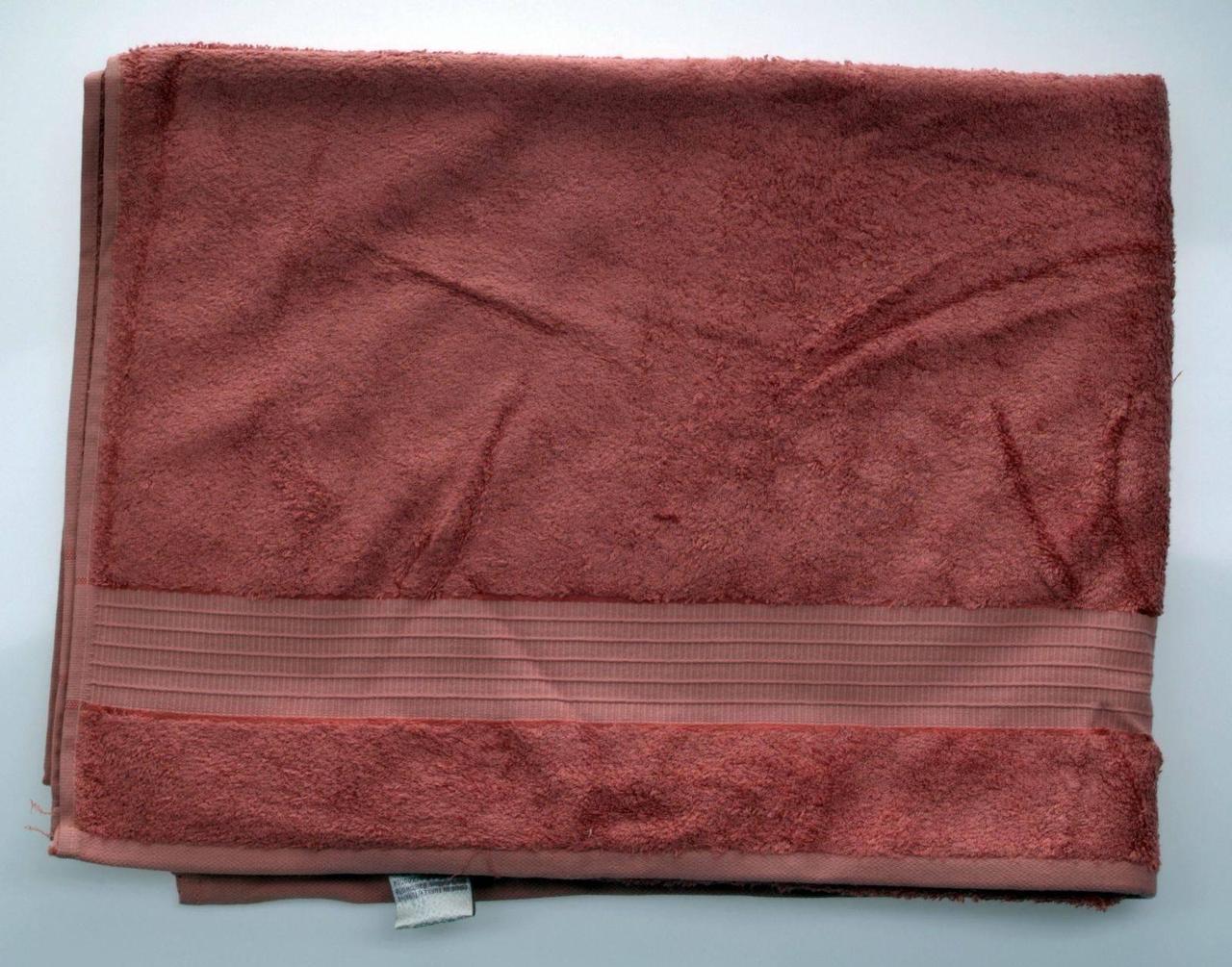 Бамбуковое махровое полотенце 100*150  фирма Atilla (Турция)