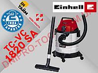 Пылесос промышленный строительный  Einhell TC-VC 1820 SA (2342425)