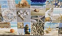 Панели ПВХ Мозаика «Морской берег» Регул, фото 1
