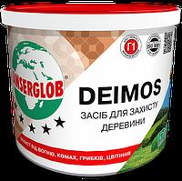 Средство для защиты древесины Deimos 5кг.