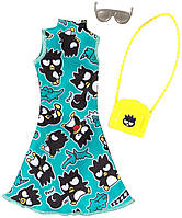 Одежда для кукол Барби Barbie Hello Kitty Bad Batz-Maru Teal Dress Fashion Pack FKT16
