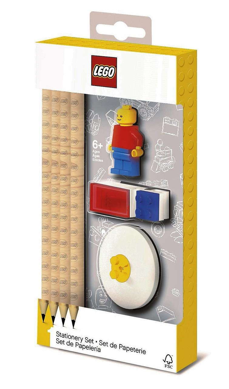 Lego Набор канцелярский с минифигуркой 52053