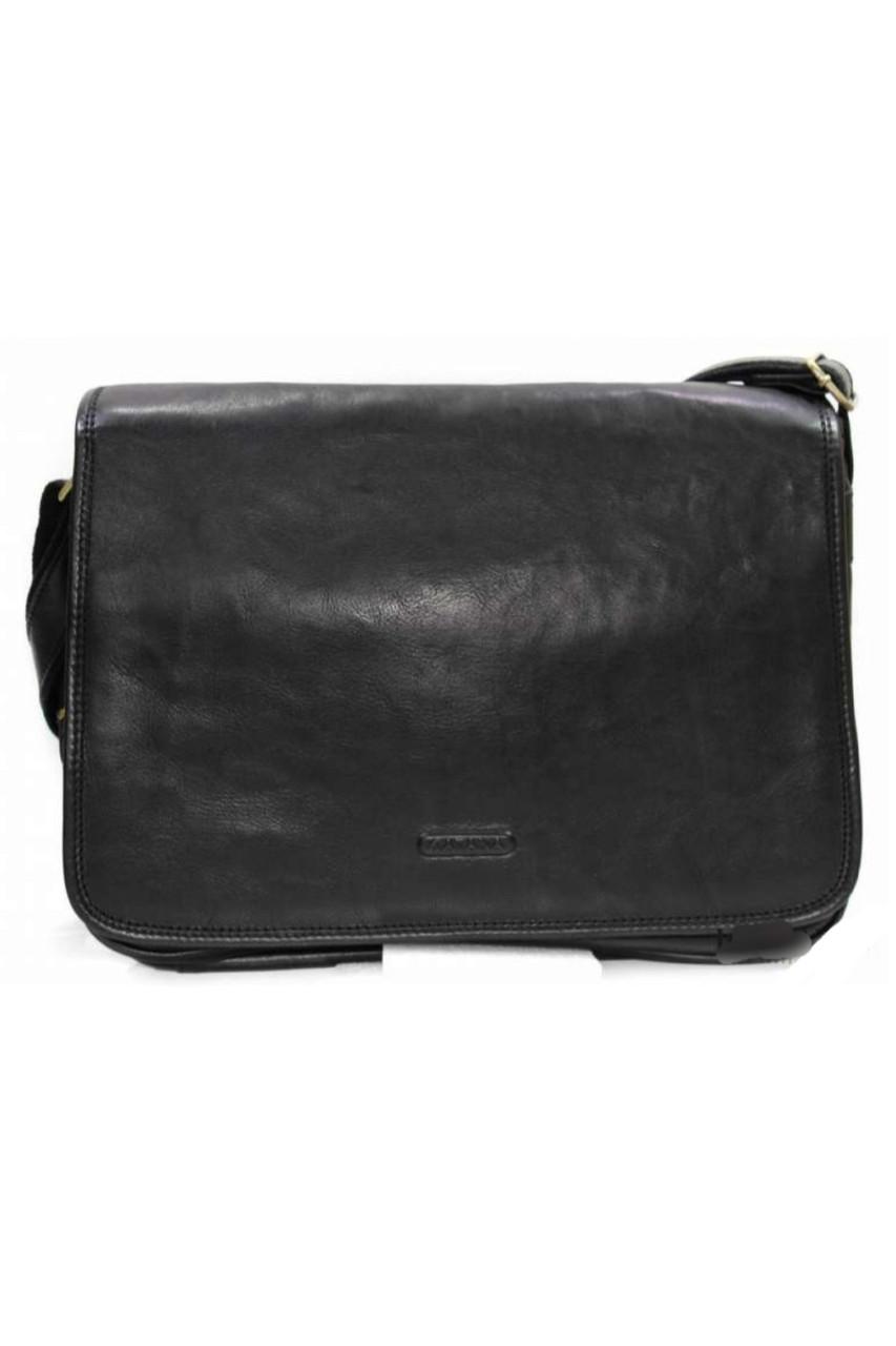 Мужская сумка из натуральной кожи Katana