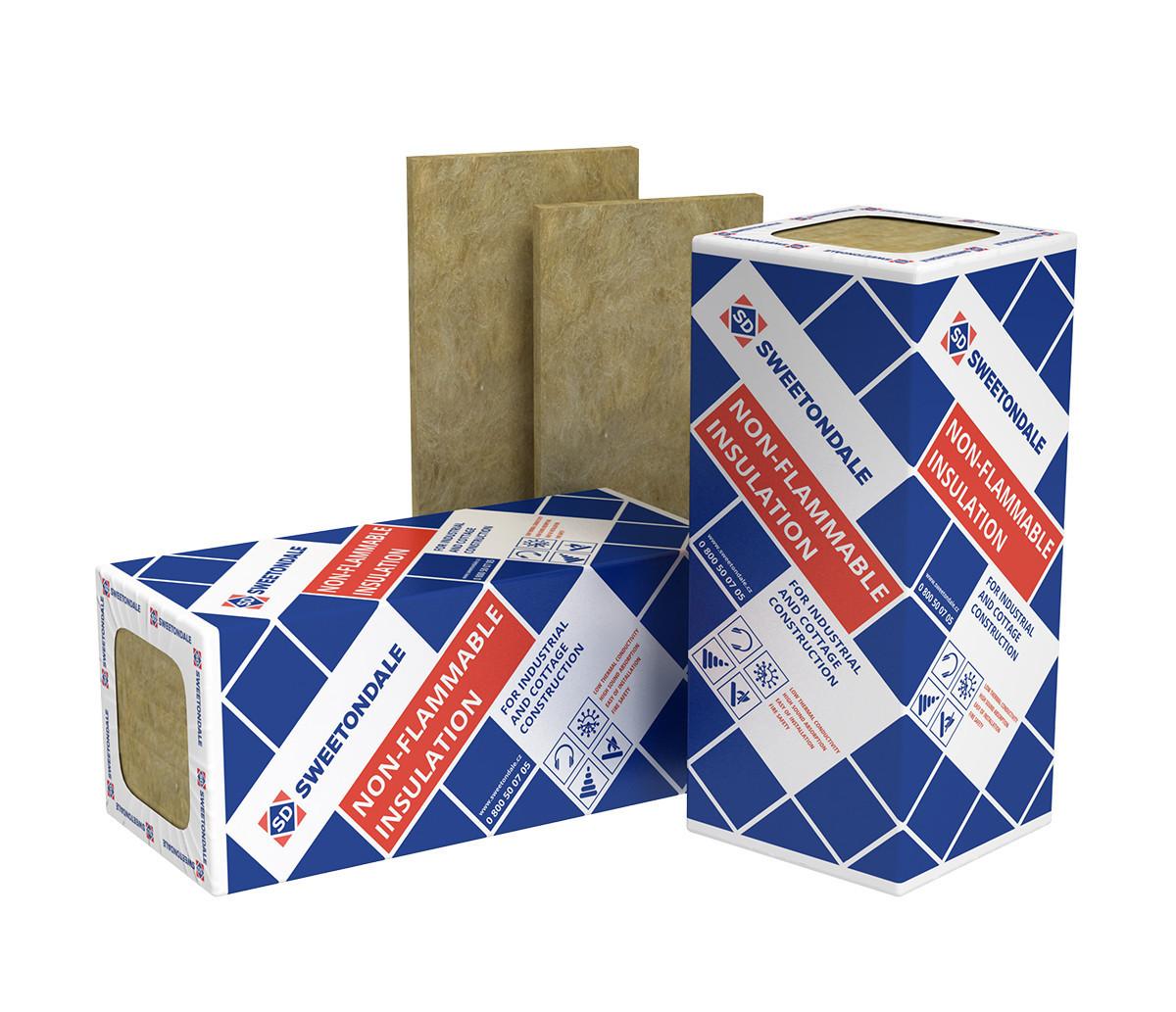 ТЕХНОРУФ В ЭКСТРА 40 мм утеплитель ТехноНиколь (Sweetondale) для плоской кровли и полов