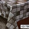 Клеенка (1217B) силиконовая, без основы, рулон. Китай. 1,37м/30м