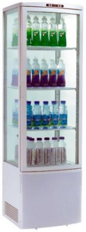 Шкаф холодильный прозрачный Frosty RT235L