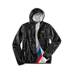 Оригінальна куртка-дощовик BMW M Motorsport Rain Jacket (Unisex, Black)