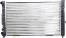 Радиатор Skoda SuperB 00-05 МКПП 1,6-2,0 630*400