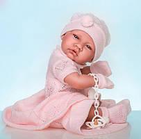 Куклы Antonio Juan R.N.  TOQUILLA NICA (Девочка новорожденная в конверте)