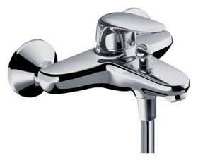 Смеситель для ванны Hansgrohe Metris E