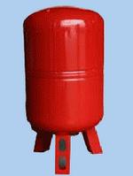 Мембранный бак вертикальный 50 л
