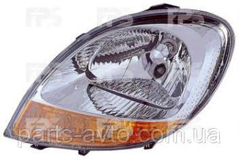 Фара передняя левая Renault Kangoo  DEPO 551-1145L-LDEMY, 8200150617