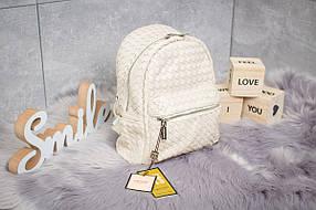 Рюкзак женские  Valensiy, бежевые (90162) размеры в наличии ► [ 1  ]