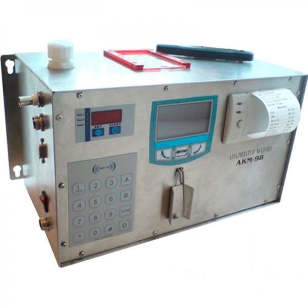 Анализатор молока АКМ-98 Фермер Станция (мини-лаборатория)