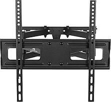 Поворотно-наклонный кронштейн для телевизоров 26-55 диагонали Maclean MC-760  (max VESA: 400 x 400), фото 2