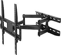 Поворотно-наклонный кронштейн для телевизоров 26-55 диагонали Maclean MC-760  (max VESA: 400 x 400), фото 3