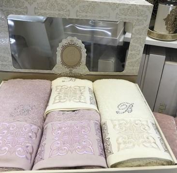 Шикарний набір рушників Blumarine Italian Home.