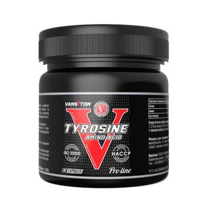 Аминокислоты Тирозин (60 капс.) Ванситон