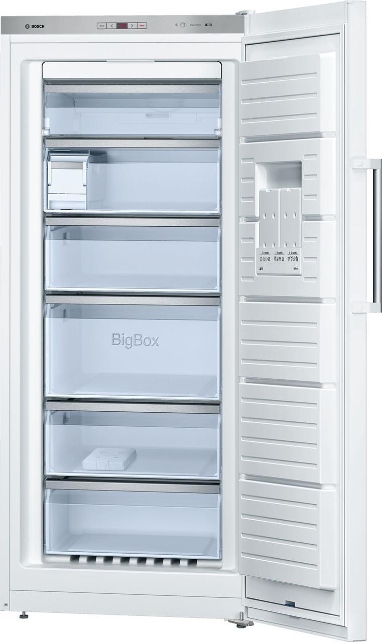 Морозильный шкаф Bosch GSN51AW41