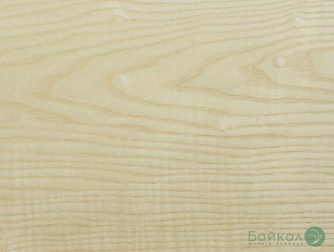 Шпон Ясень белый (Европейский) 0,6 мм А сорт - 2,10 м+/12 см+