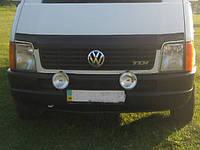 Дефлектор капота (мухобойка) VW LT  c 1996-2000 г.в (на скотче)