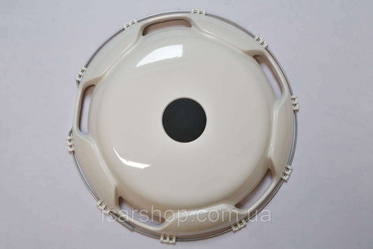 Колпаки на диски 22,5 / Пластик STD БІЛІ  (4шт)