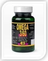 Омега3/60-полиненасыщенные жирные кислоты