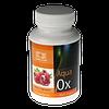 Аква Окс(Aqua Ox) -общеукрепляющим средством;  предупреждает развитие атеросклероза;повышает работоспособность
