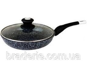 Сковорода універсальна EDENBERG EB 4136 28 см Гранітне покриття