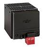 Нагрівач з вентилятором та термостатом CSF028-400W-230-240V-5/15C (потужність 400Вт, напруга живлення 230-240В AC, термостат 5/15С, кріплення DIN)