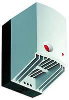 Нагрівач з вентилятором та термостатом CR027-550W-220-240V (потужність 550Вт, напруга живлення 220-240В AC, термостат 0...+60C, кріплення DIN)