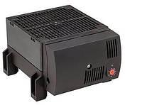 Нагрівач з вентилятором та термостатом CR030-950W-230V-0/60 (потужність 950Вт, напруга живлення 230В AC, термостат 0...+60С)