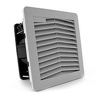 """Вентилятор осьовий з фільтром FPF13KU230BE-110 (потужність 23Вт, напруга живлення 230В AC, продуктивність 120,00 м3/год, напрям потоку """"In"""")"""
