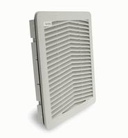 Решітка вентиляційна з фільтром FPF08KUG-101 (монтажне вікно 92х92мм, IP54)