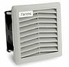 """Вентилятор осьовий з фільтром FPF08KU230B-110 (потужність 10Вт, напруга живлення 230В AC, продуктивність 23,00 м3/год, напрям потоку """"In"""")"""