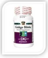 Гинкго билоба-улучшает мозговое кровообращение,укрепляет сосуды,снижает уровень холестерина