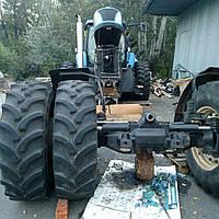 Расточка эллипса на тракторах NEW HOLLAND