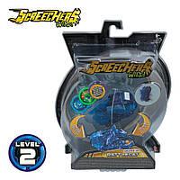 Машинка трансформер Рэттлкэт Дикі Скричеры Screechers Wild RattleCat Level 2, фото 1