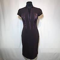 """Платье """"Alain Manoukian"""" (французского модного дизайнера) корсетное, глубокого винного цвета. Размер: M."""