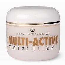 Крем увлажняющий мультиактивный  -для сухой обезвоженной и чувствительной кожи