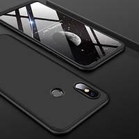 Пластиковая накладка GKK LikGus 360 градусов для Xiaomi Mi 8 SE