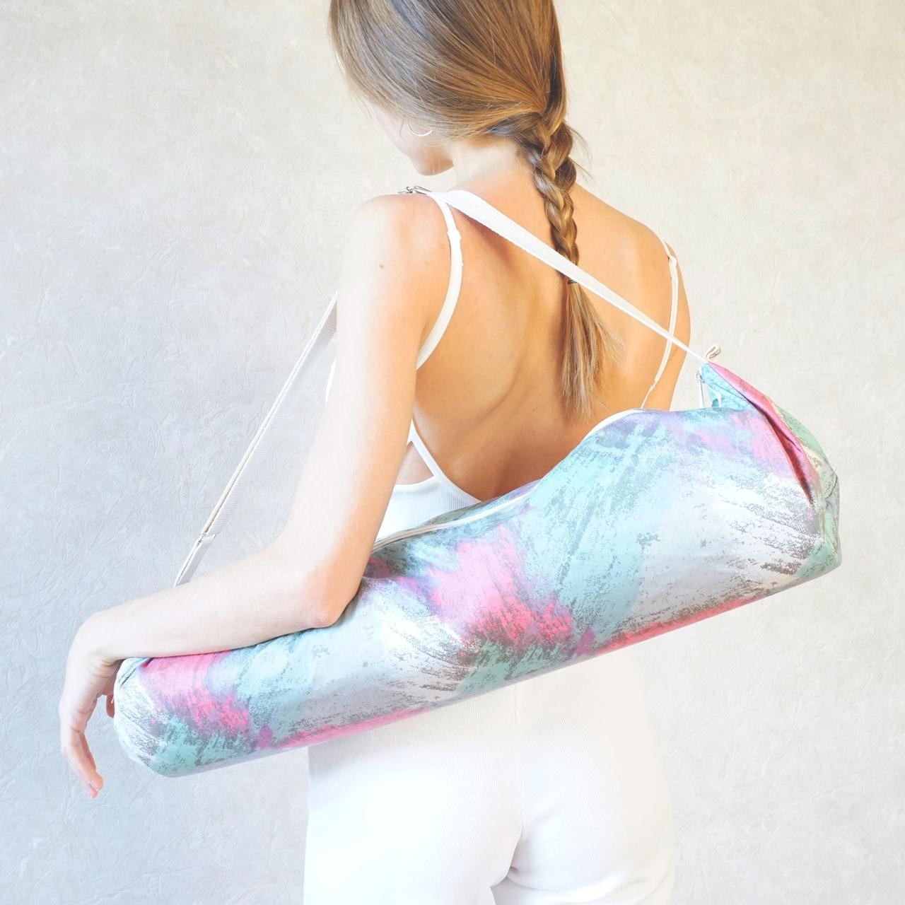 Сумка-чехол для коврика для йоги Foyo Dream