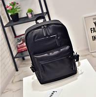 Модный мужской рюкзак Черный