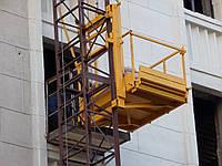 Подъемник для транспортировки строительных материалов, фото 1